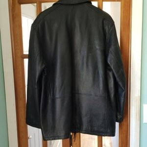 Marc New York Jackets & Coats - Marc New York Andrew Marc Leather 3/4 jacket